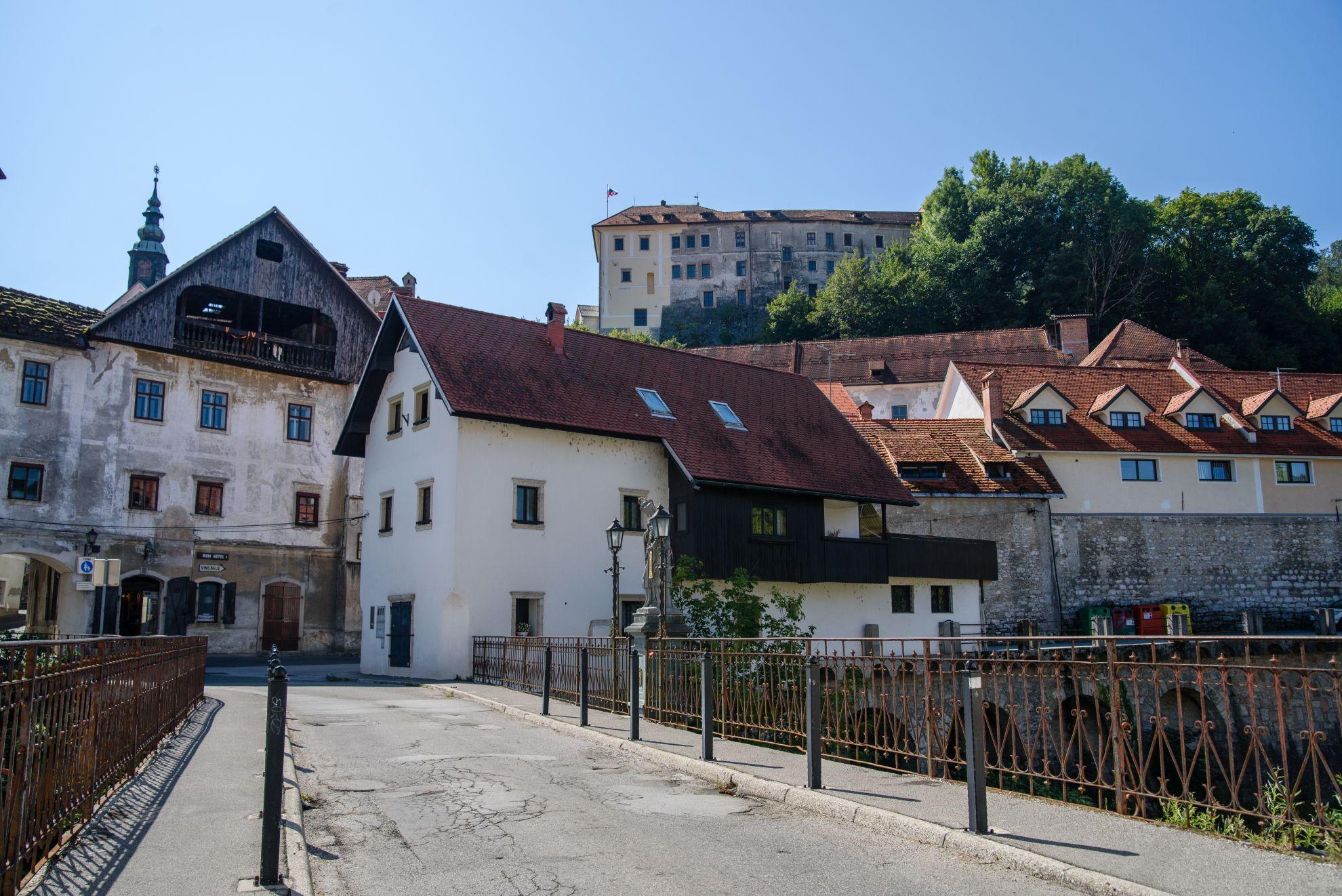 Škofja Loka - średniowieczna starówka