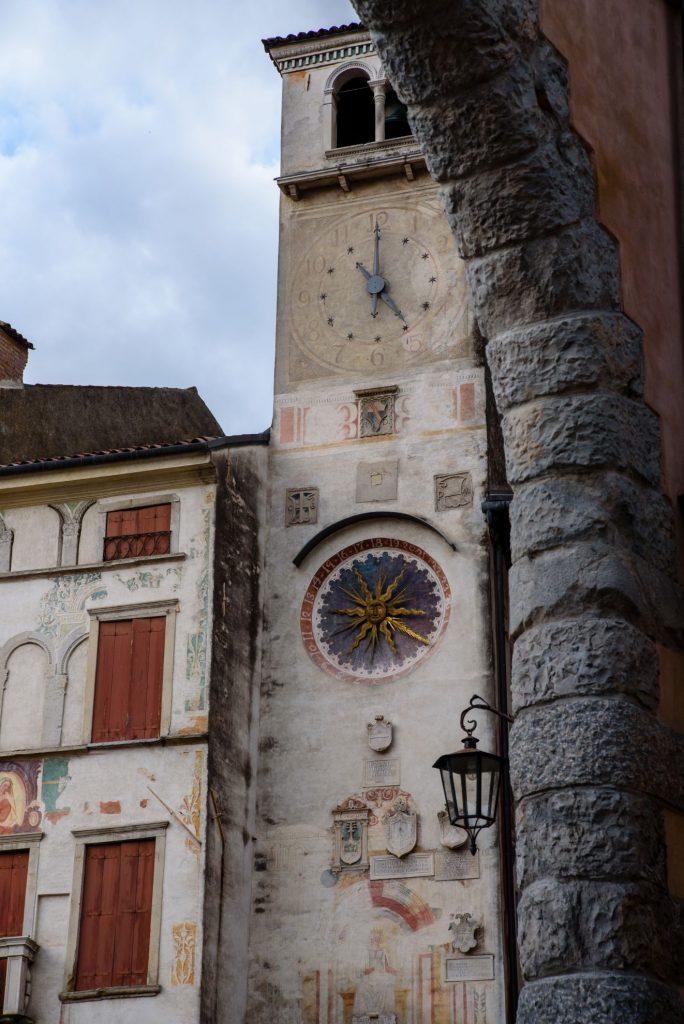 Torre Civica, Serravalle
