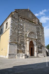 Buje - katedra - Župa Crkva