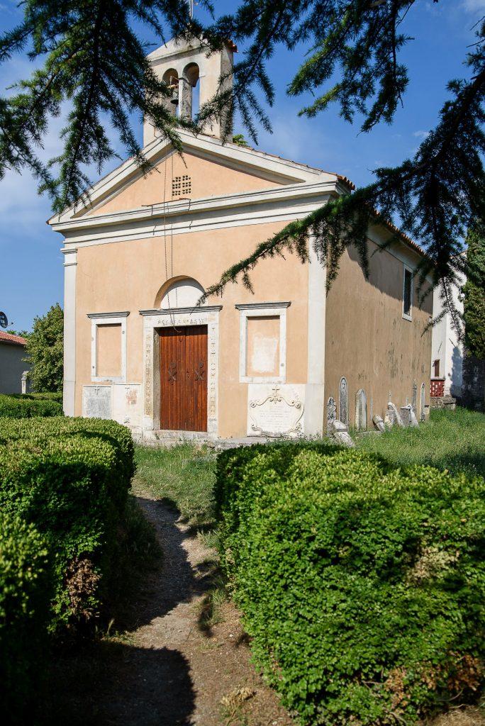 Kościół św. Marcina w Buje