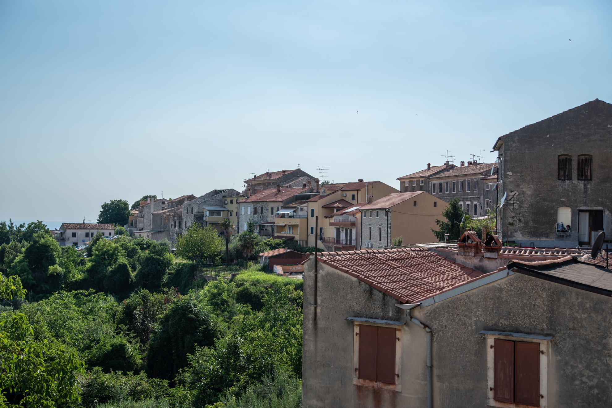 Panorama Buje