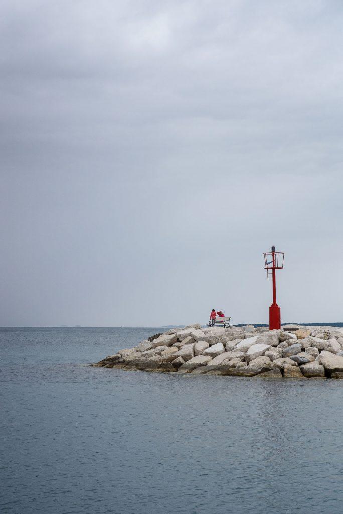 Fažana i Adriatyk
