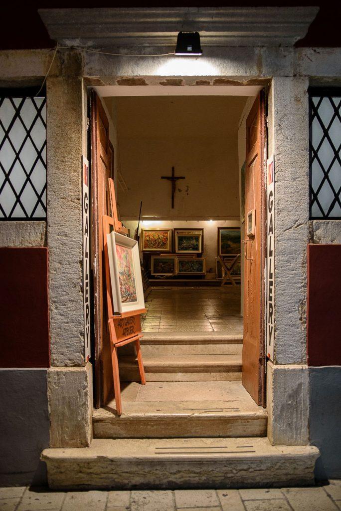 Kościół w Rovinj