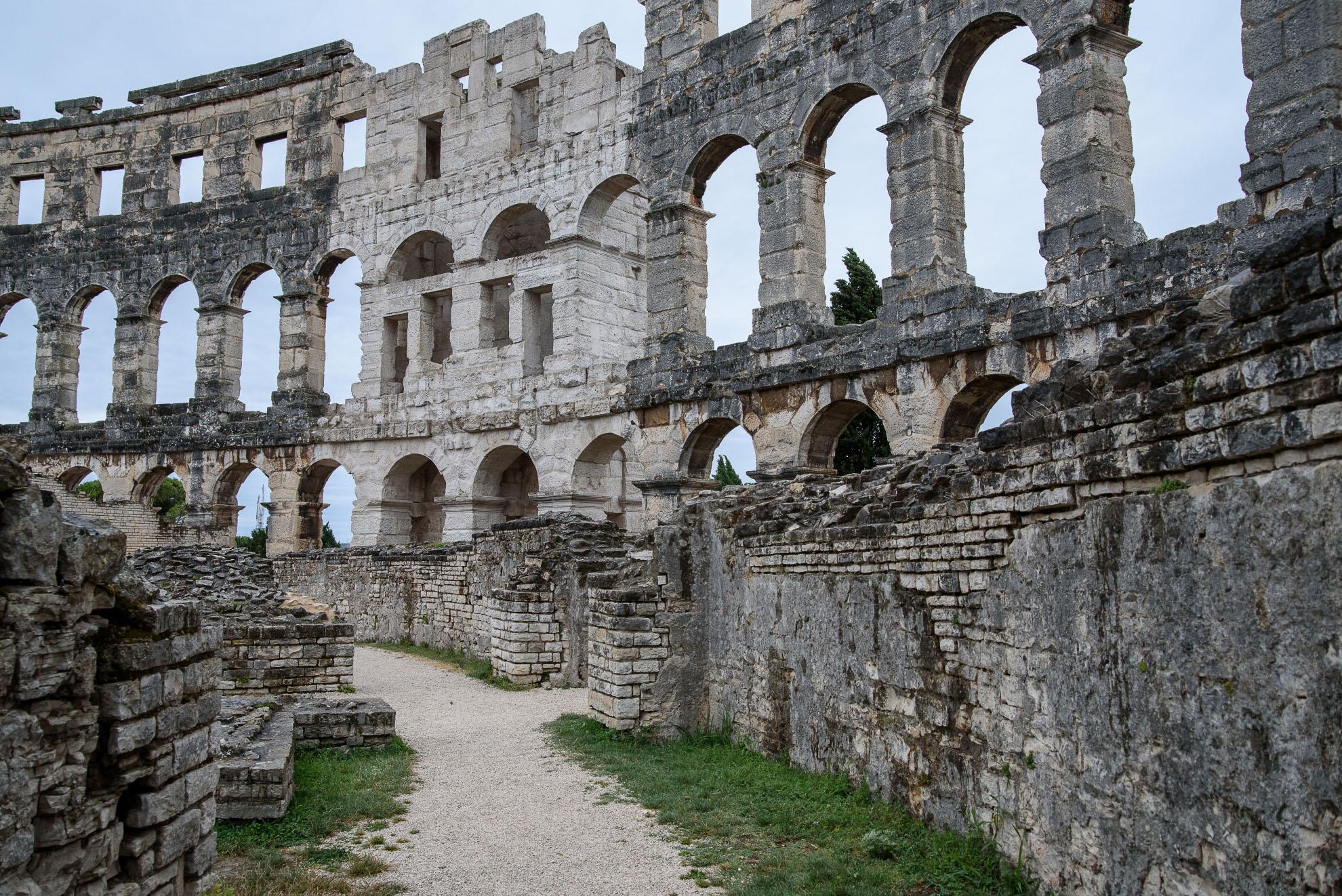Pula - Amfiteatr