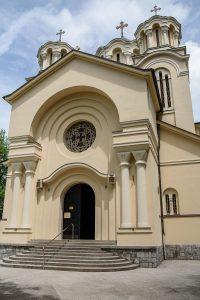 Cerkiew Świętych Cyryla i Metodego w Lublanie