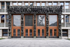Lublana - budynek Zgromadzenia Narodowego