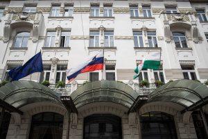 Lublana - stolica Słowenii