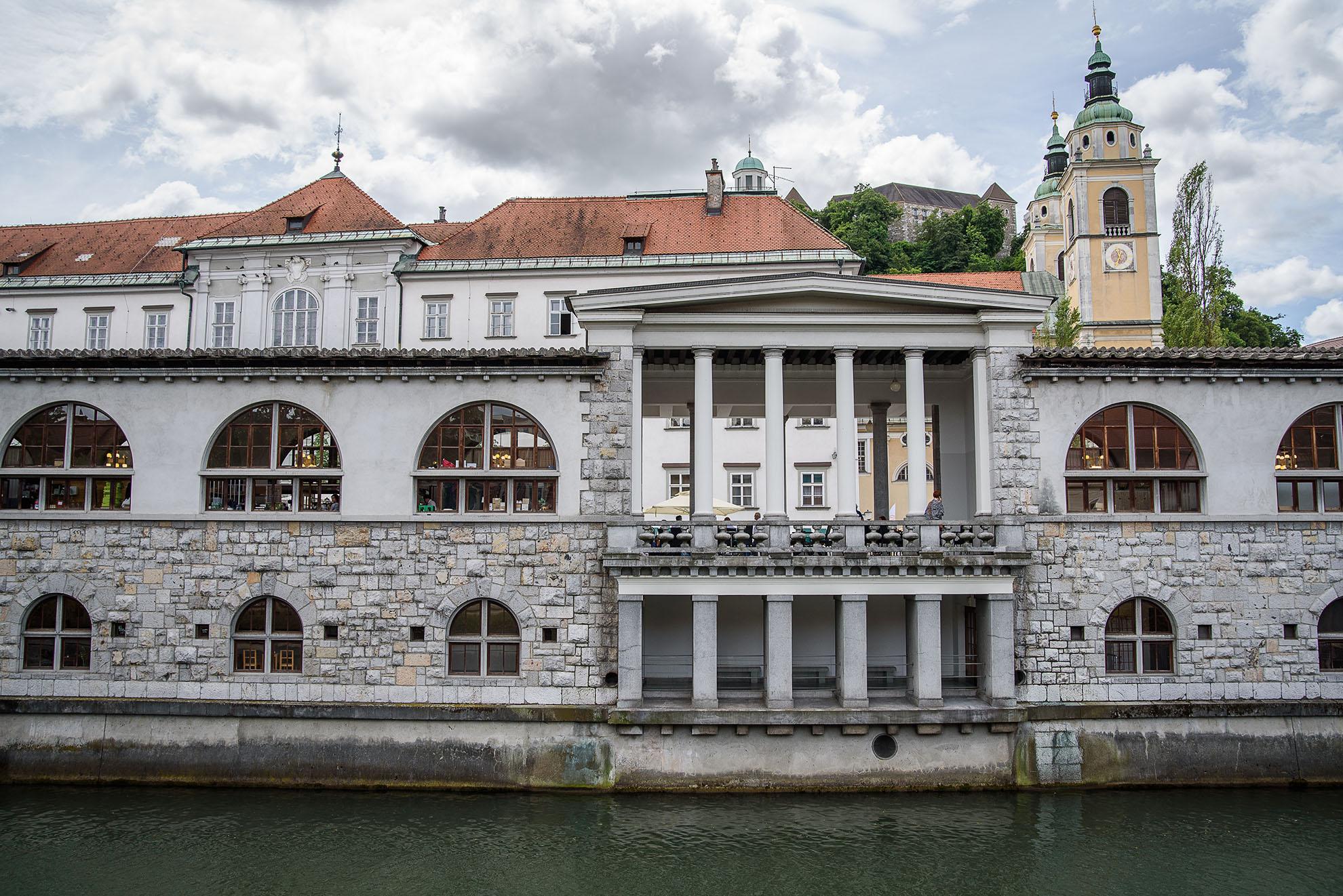 Główny Targ w Lublanie