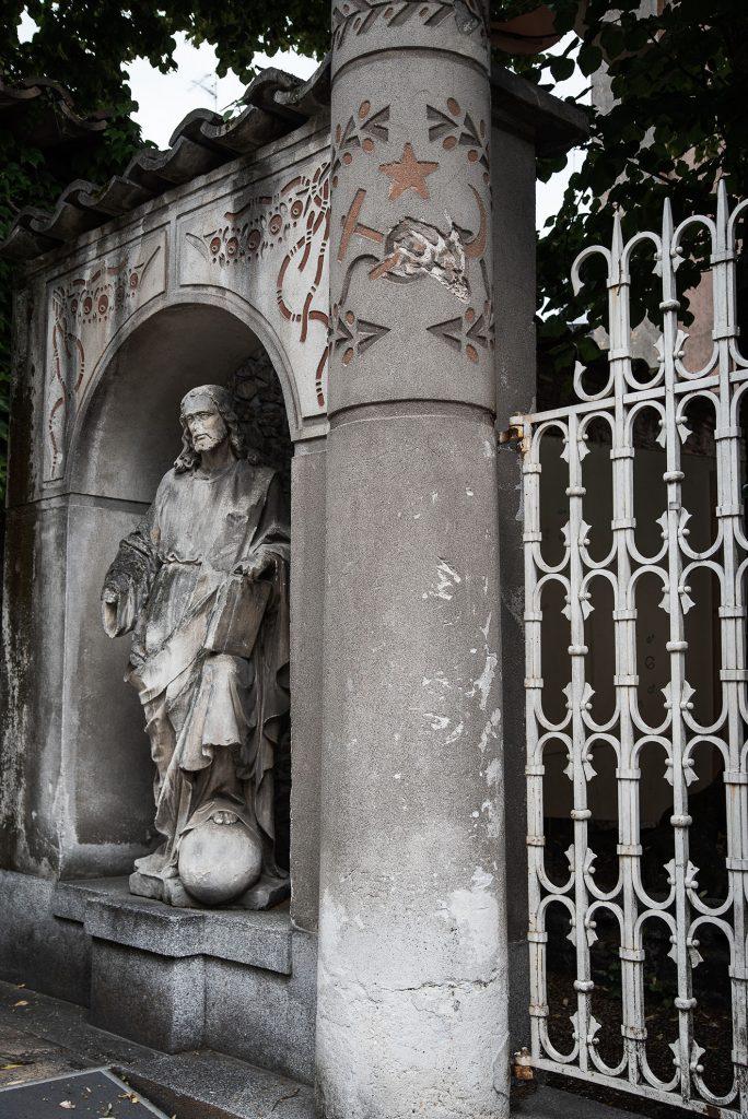 Komunizm w obiektach kościelnych w Lublanie
