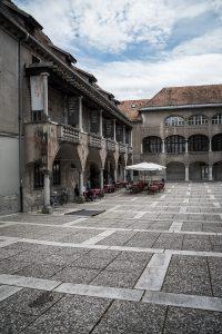 Lublana - średnia szkoła projektowania wizualnego i fotografii