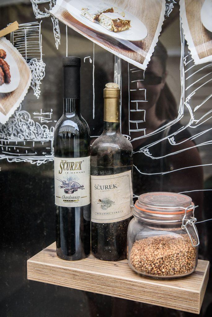 Wina Sčurek w Lublanie