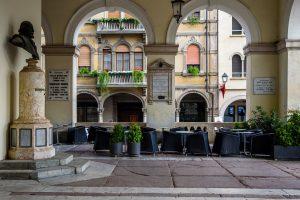 Kawiarnia w Conegliano