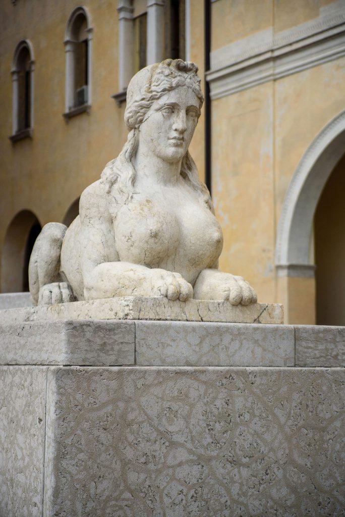 Piazza Cima w Conegliano