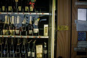Osteria Senza Oste w Valdobbiadene - automat do sprzedaży Prosecco