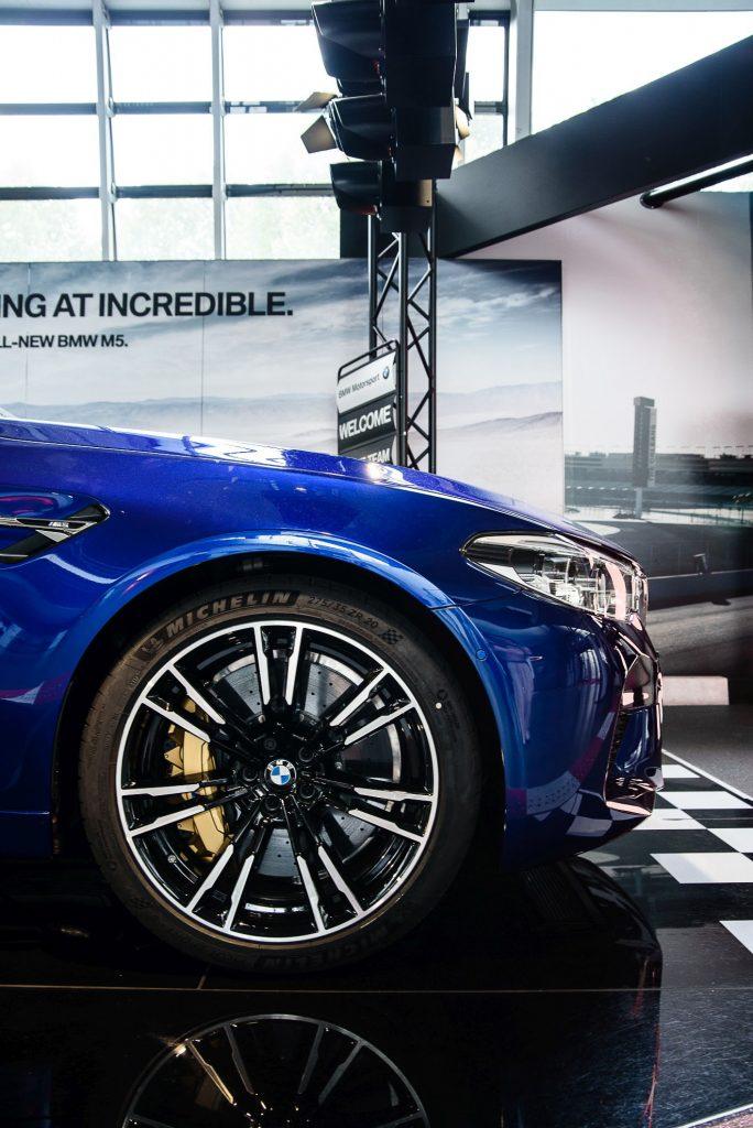 Nowe BMW M5 - F90