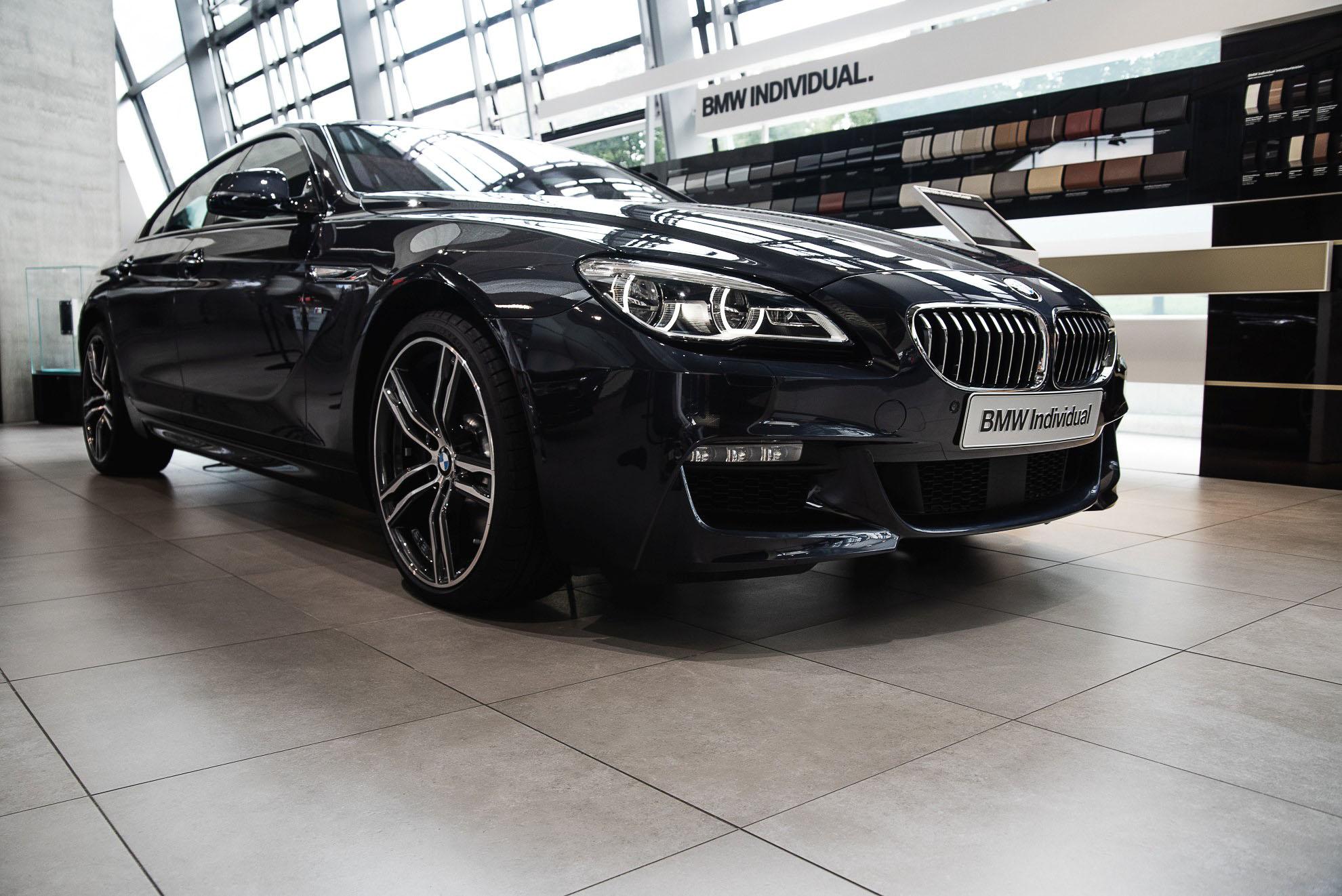 BMW 6er Gran Coupe F06