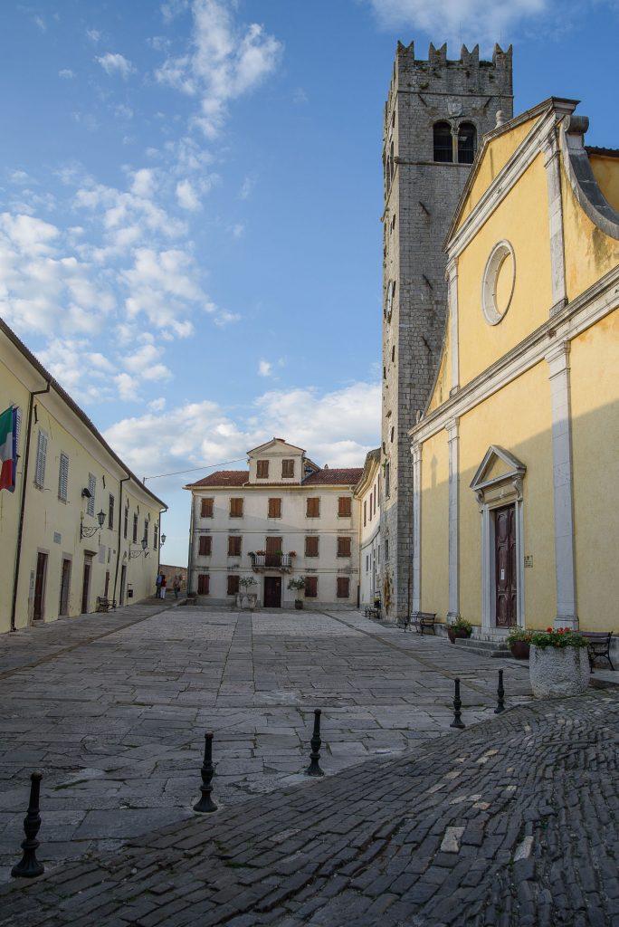 Kościół św. Stefana w Motovunie