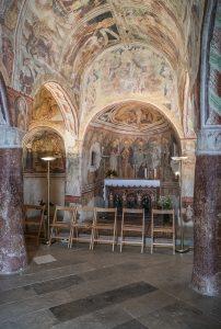 Hrastovlje - Kościół św. Trójcy