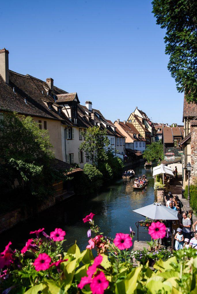 Colmar w Alzacji