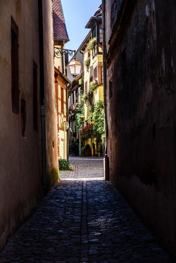 Riquewihr w Alzacji