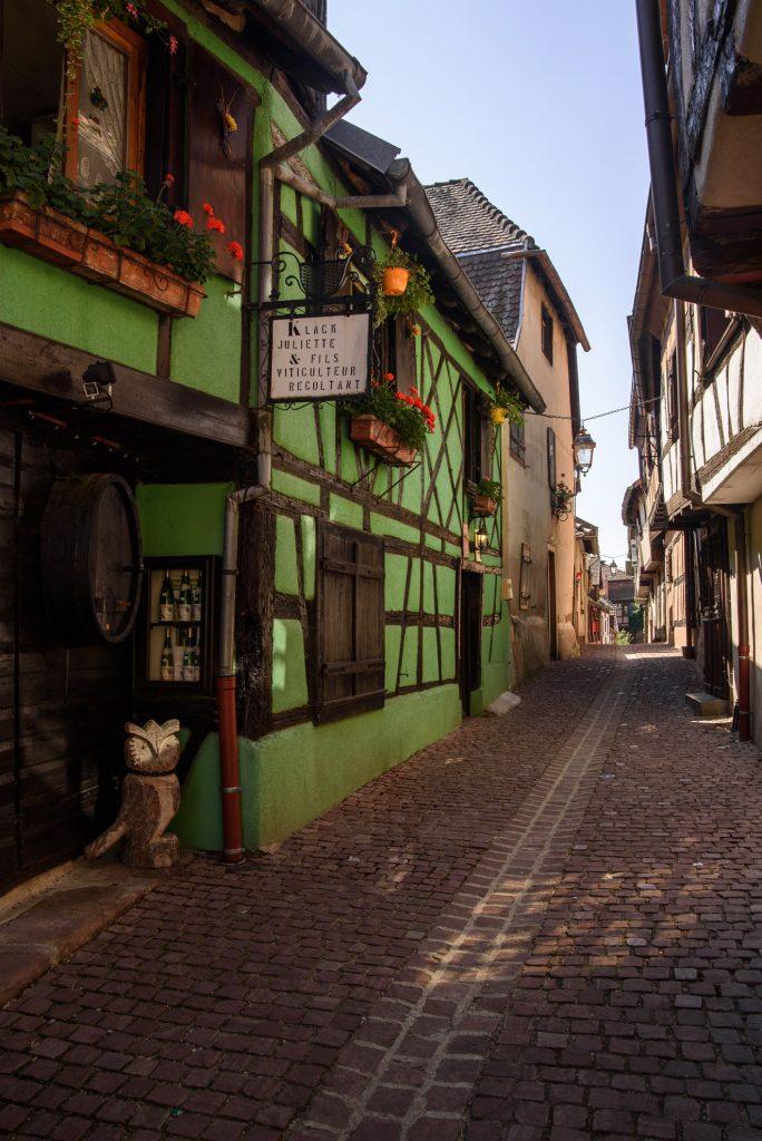 Alzackie miasteczko