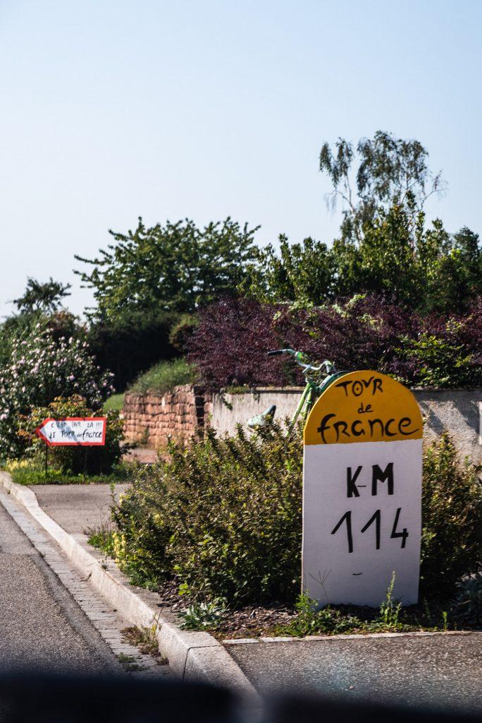 Tour de France w Alzacji - Alzacki szlak winny
