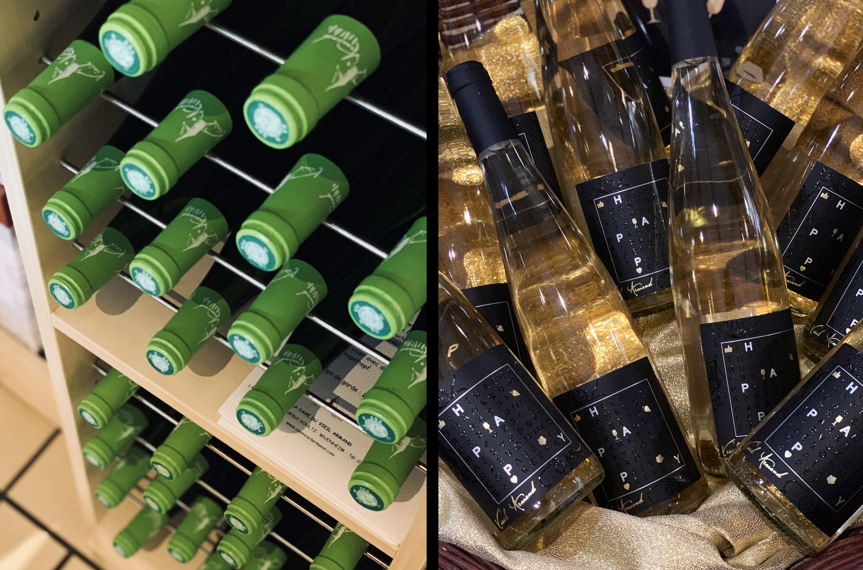 Kooperatywa winiarzy La Cave du Vieil Armand w Alzacji