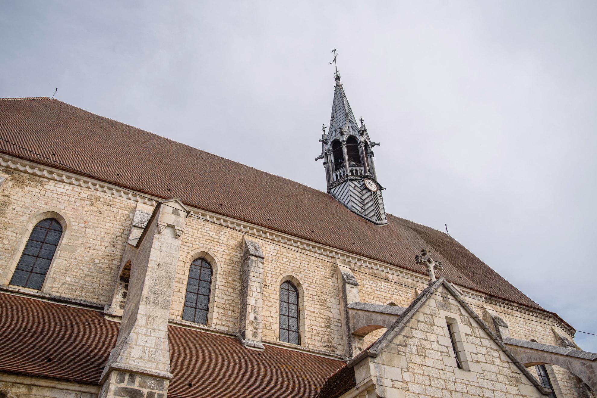 Église St-Martin w Chablis