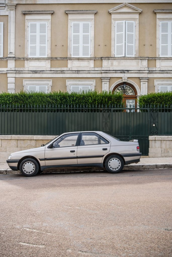 Peugeot 405 - Chablis