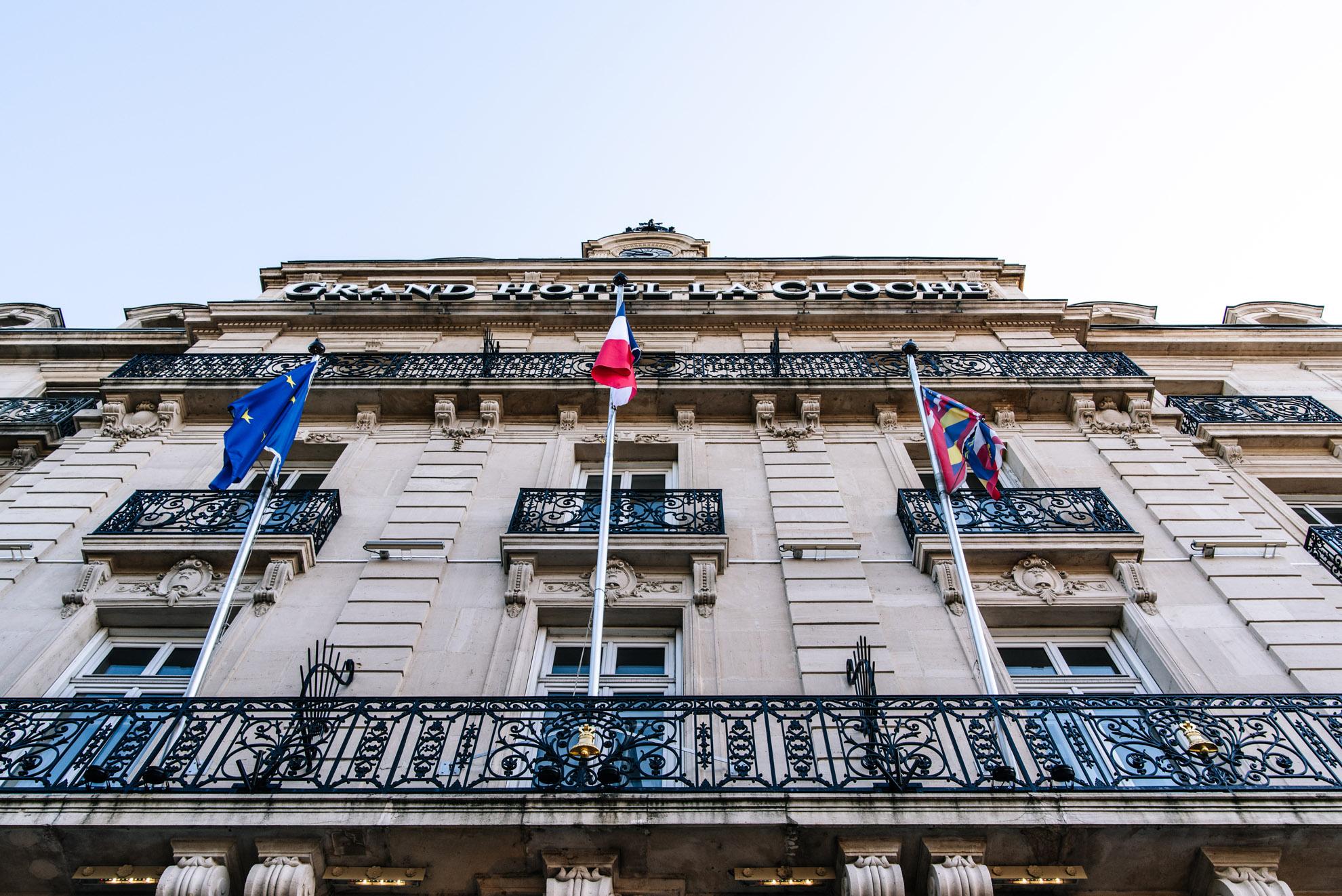 Grand Hôtel La Cloche Dijon