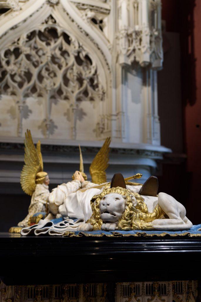 Nagrobek Filipa Śmiałego w Muzeum Sztuk Pięknych w Dijon