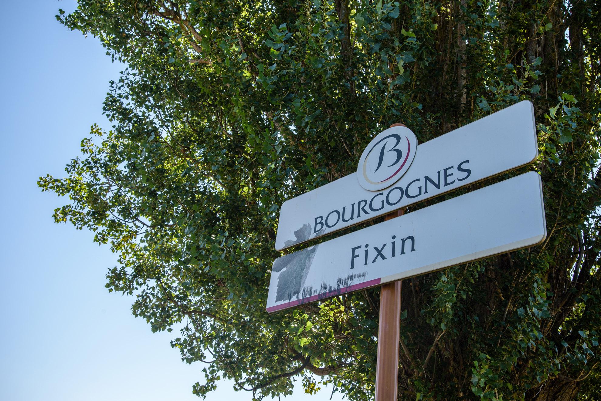 Fixin - apelacja w burgundzkim Côte-d'Or