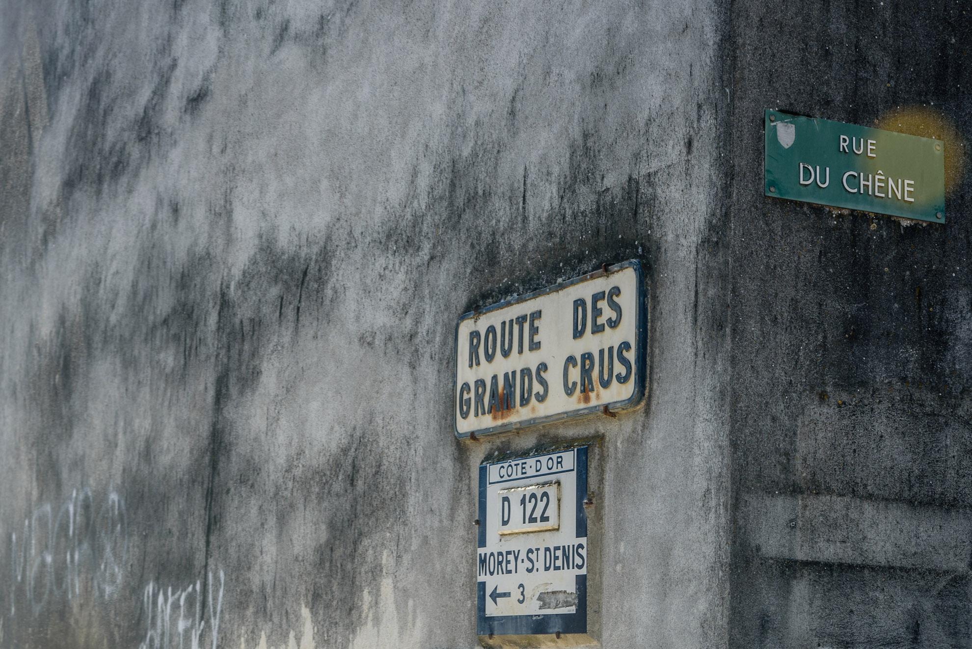 Route Des Gran Crus - szlak najlepszych Burgundów