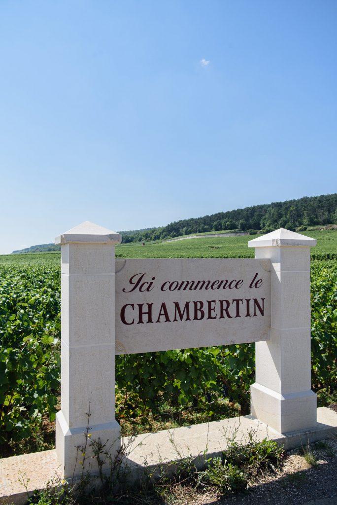 Granice apelacji Chambertin