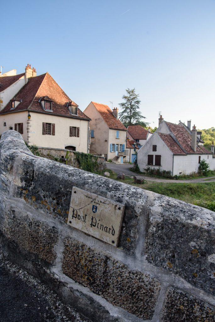 Semur-en-Auxois - Pont Pinard