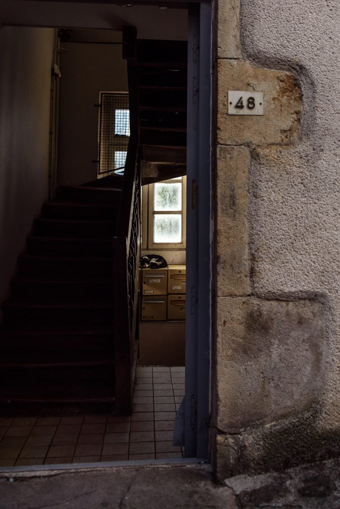Semur-en-Auxois - kamienica