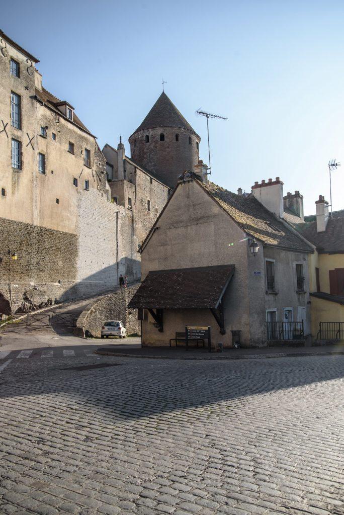 Mury miejskie Semur-en-Auxois