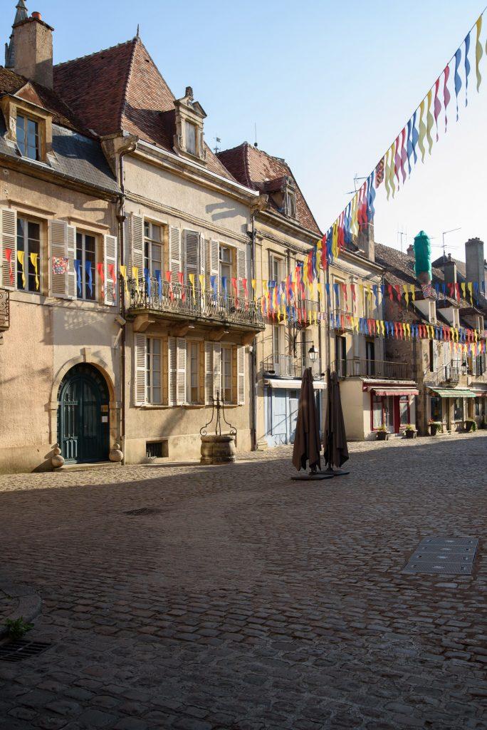 Semur-en-Auxois - Rue Buffon