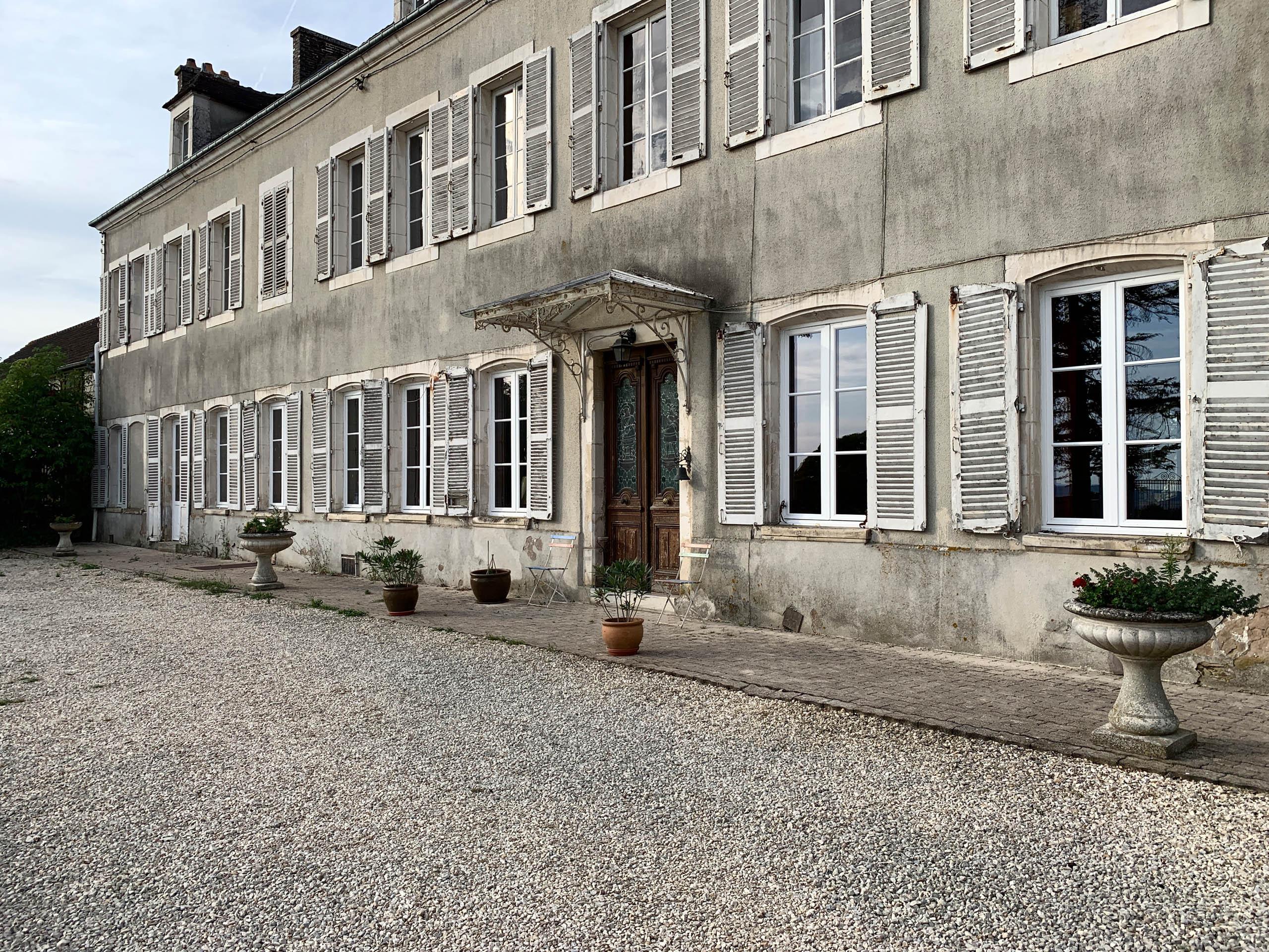 Chambres d'hotes Des Brions - nasz nocleg w Tonnerre