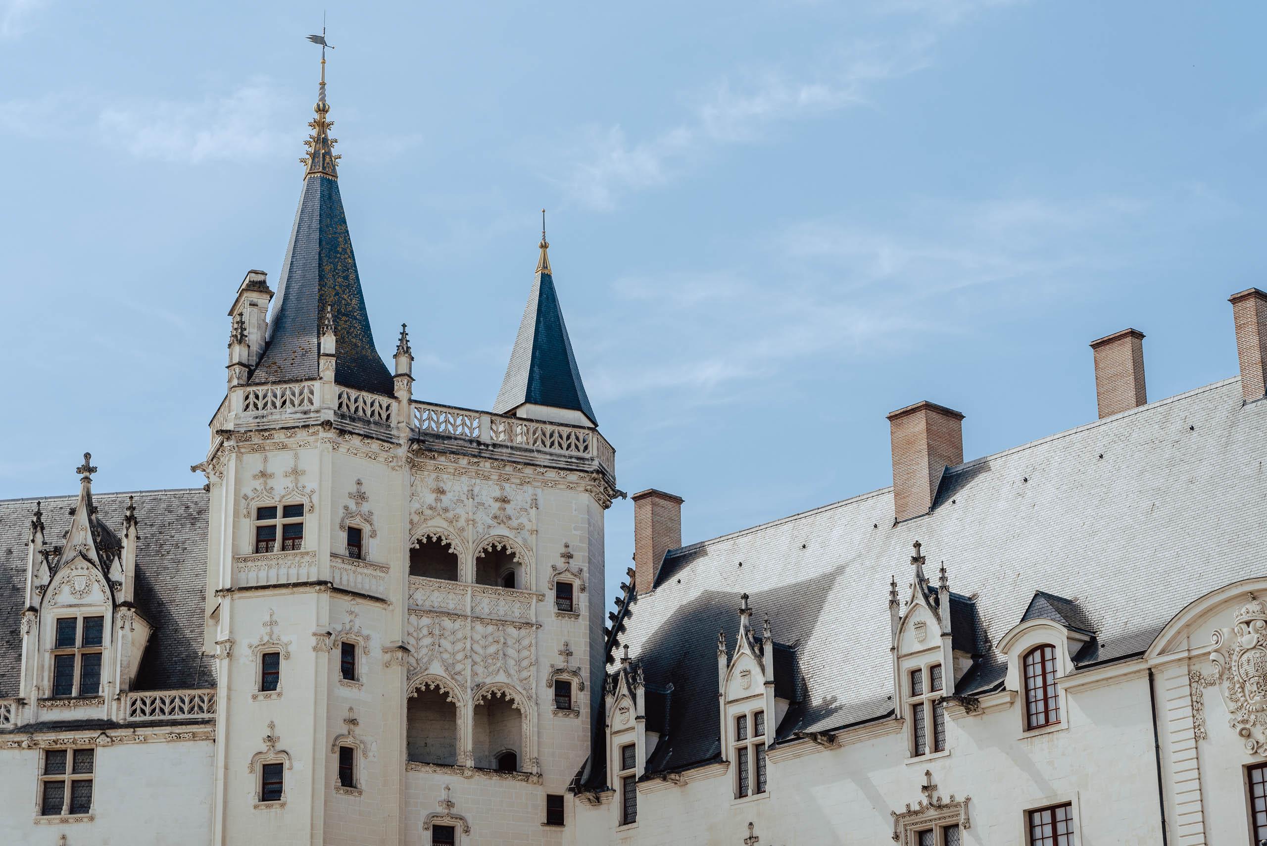 Zamek Książąt Bretanii