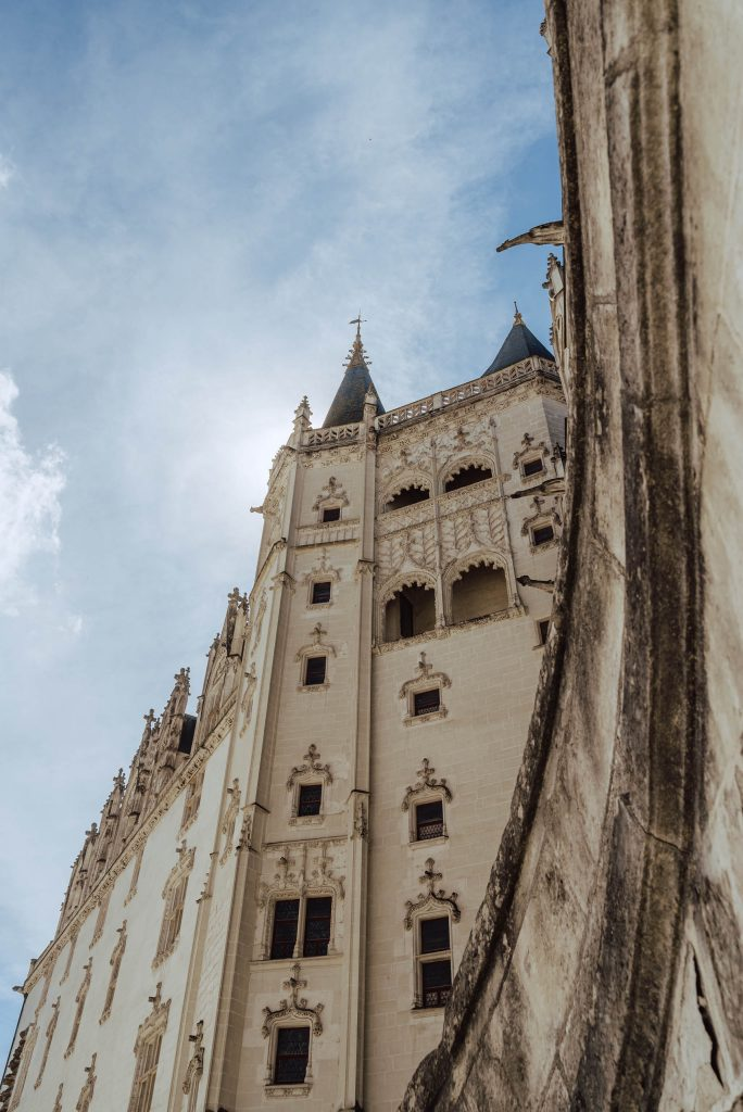 Zamek Książąt Bretanii w Nantes