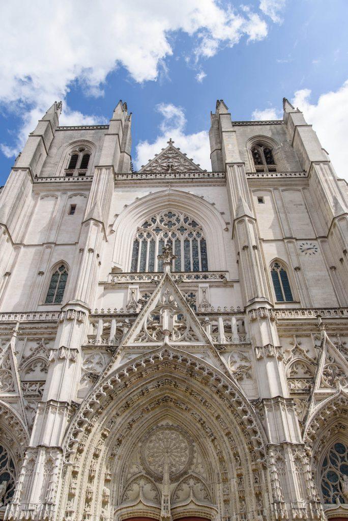 Katedra św Piotra i Pawła w Nantes