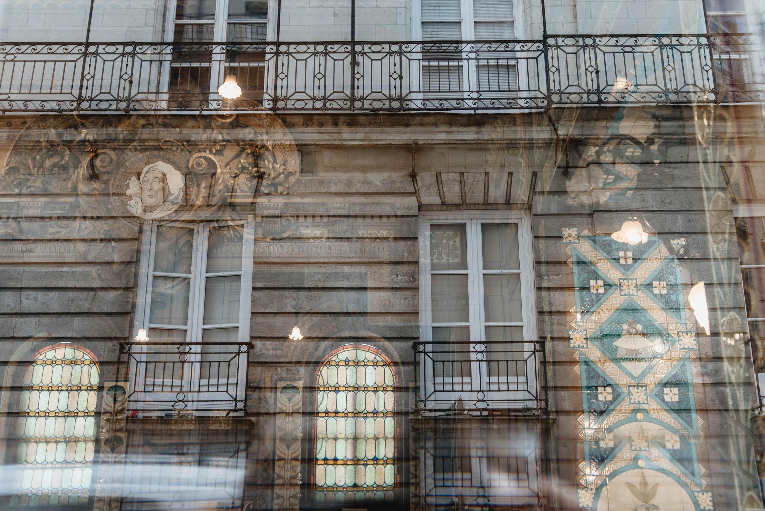Brasserie La Cigale w Nantes