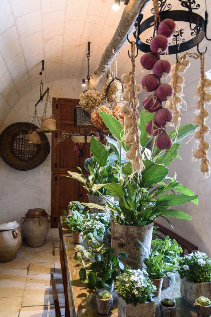 Kuchnia w zamku Chenonceau