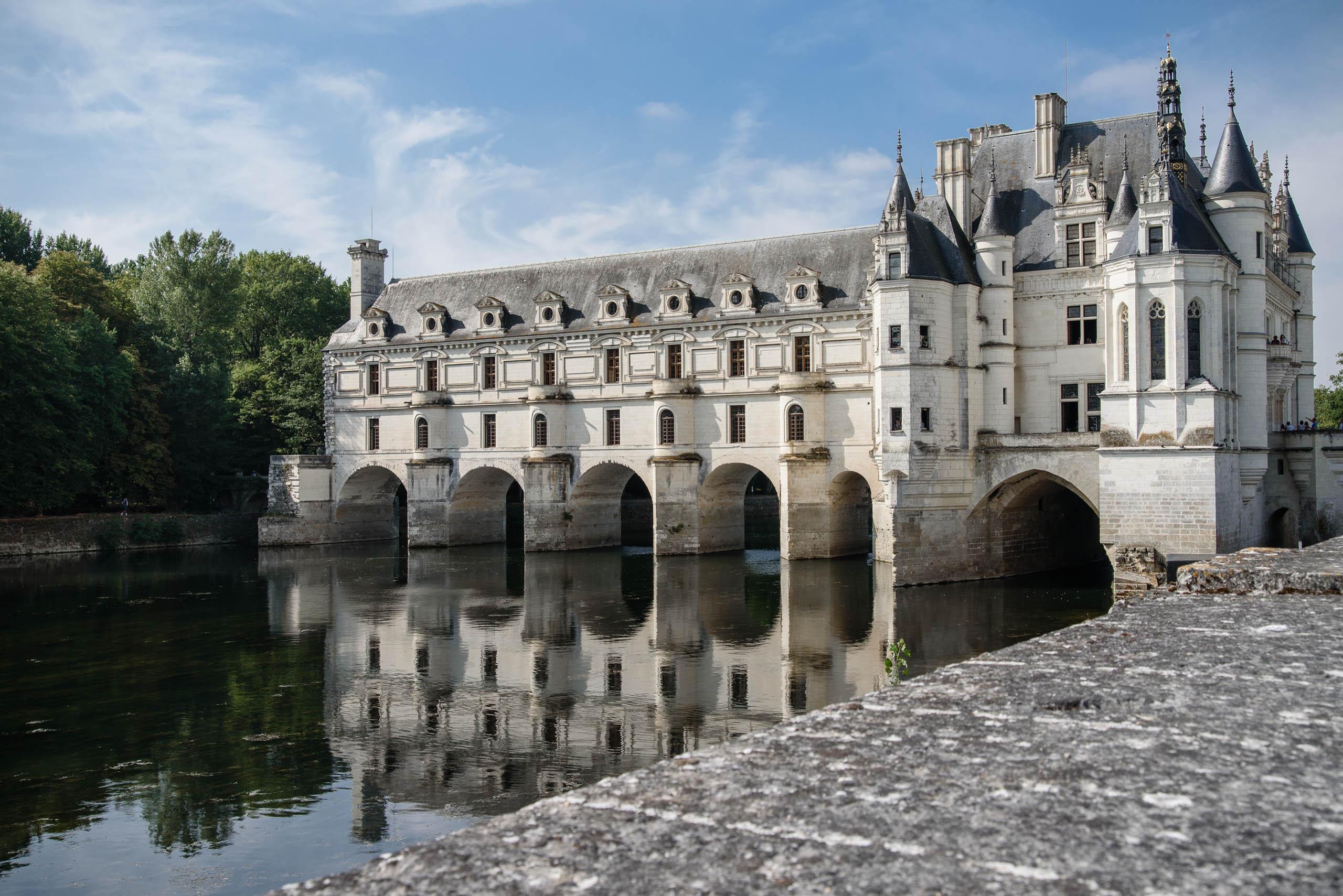 Galeria - Zamek w Chenonceau