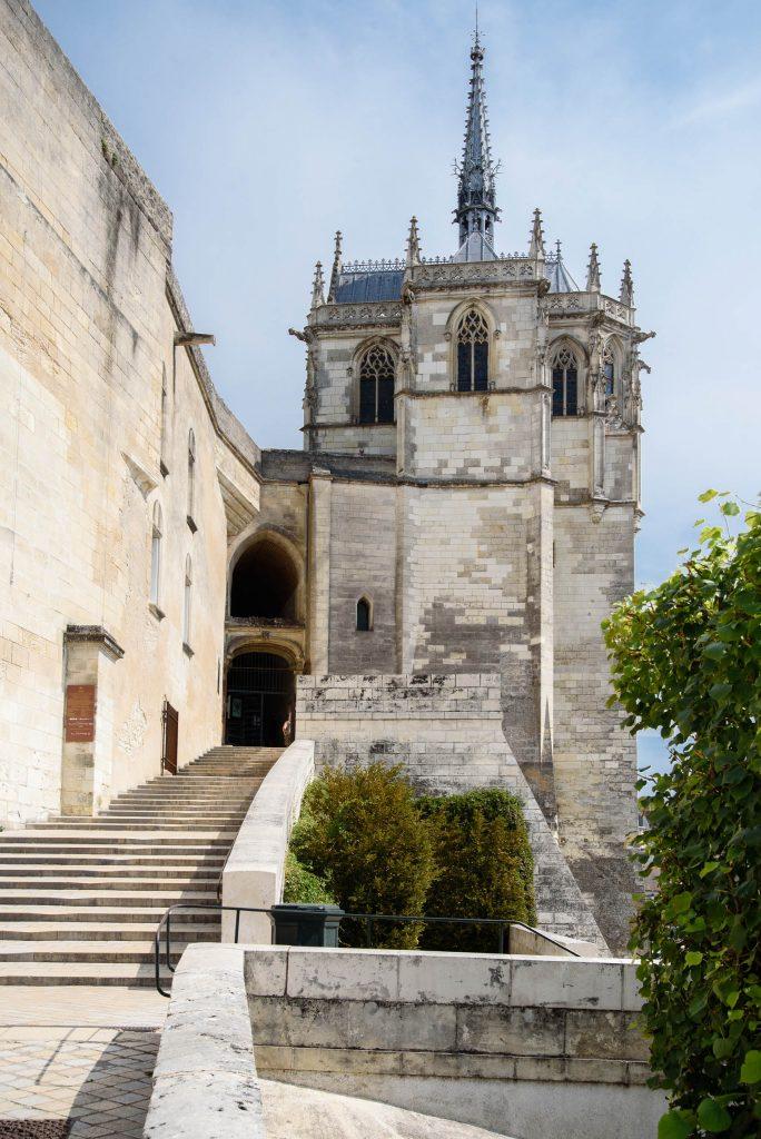 Amboise - zamek