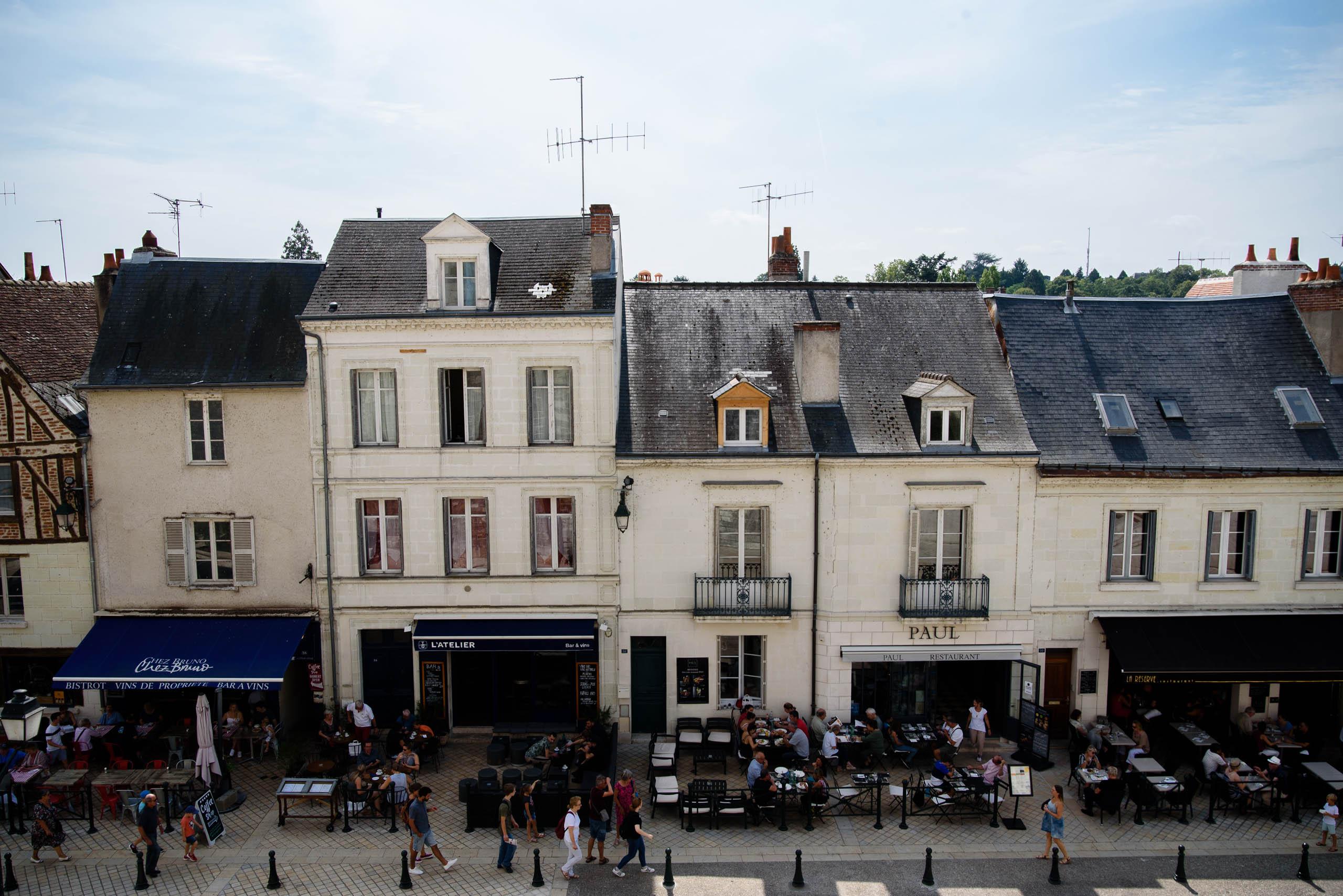 Place Michel Debré - Amboise