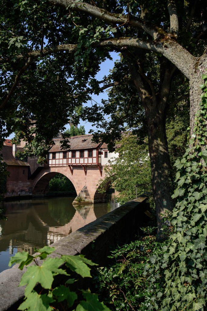Norymberga - Henker Brücke