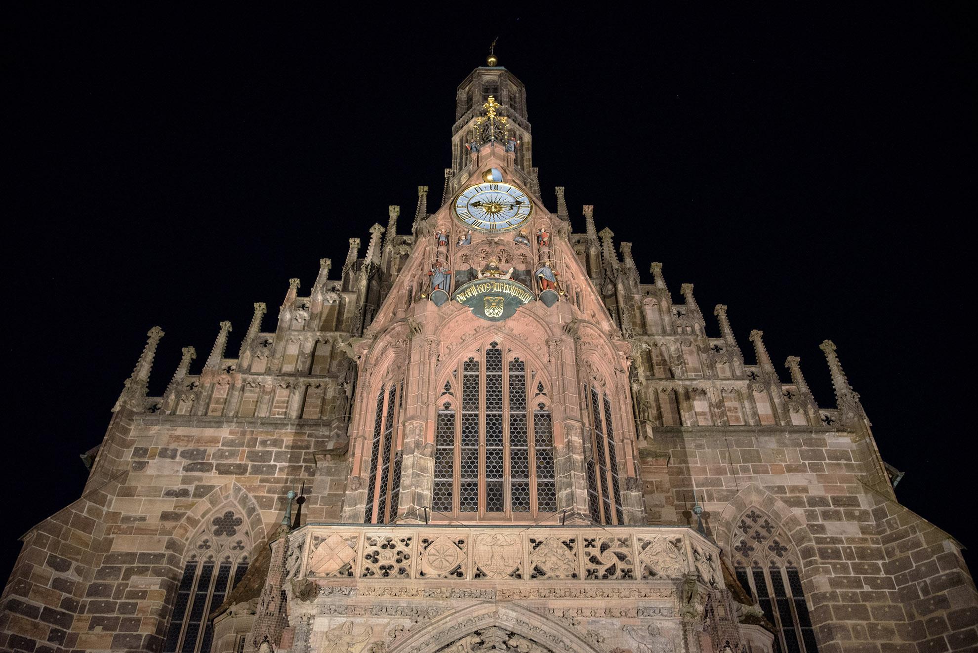 Kościół Najświętszej Marii Panny (Frauenkirche) w Norymberdze