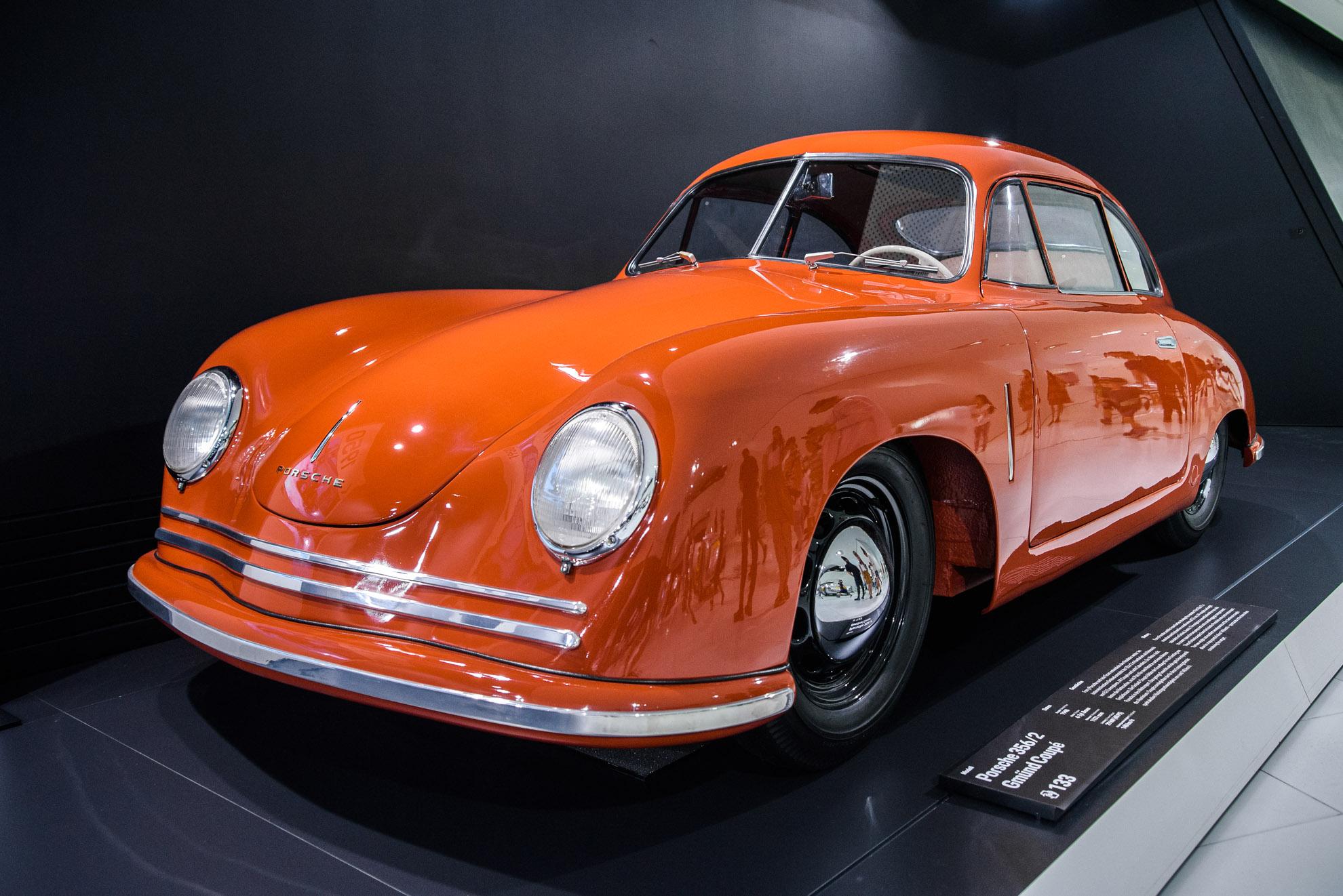 Porsche 356/2 Gmünd Coupe